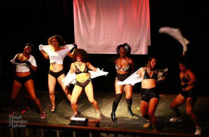 Brown Girls Burlesque Sacred Brooklyn