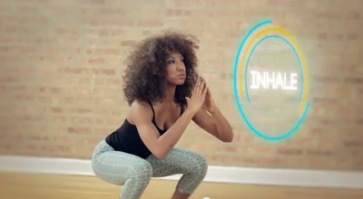 Chrissy K Fit Teaches You How to Breathe Through Workouts