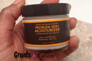 Product Love: Shea Moisture Problem Skin Face Lotion