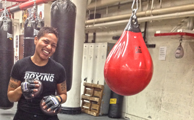 Grunty Crush of the Week: Teresa Scott of Women's World of Boxing