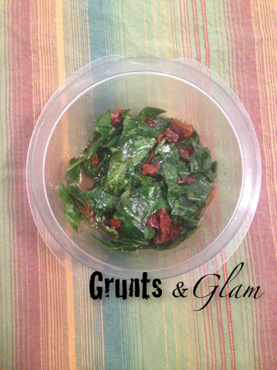 Collard Greens Salad