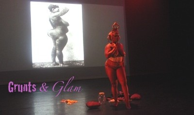 Brown Girls Burlesque Win With Reality TV Satire Show [Photos]