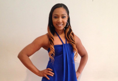 Grunty Crush of the Week: Caprice Burrell of Alter Ego Pole Fitness