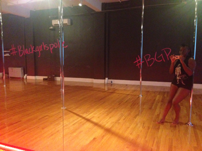 Dalijah Franklin of Black Girls Pole Creates an Epic Movement [Video]