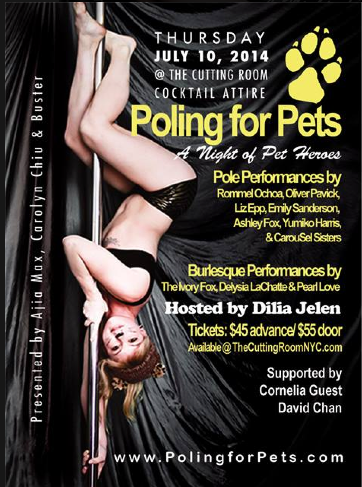 Poling For Pets
