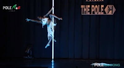 Grunty Crush of the Week: Phoenix Kazree Wins Pole Art Italy