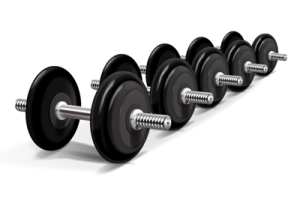 Weight Lifting and Loss: Finding Literal, Physical Strength Through Death